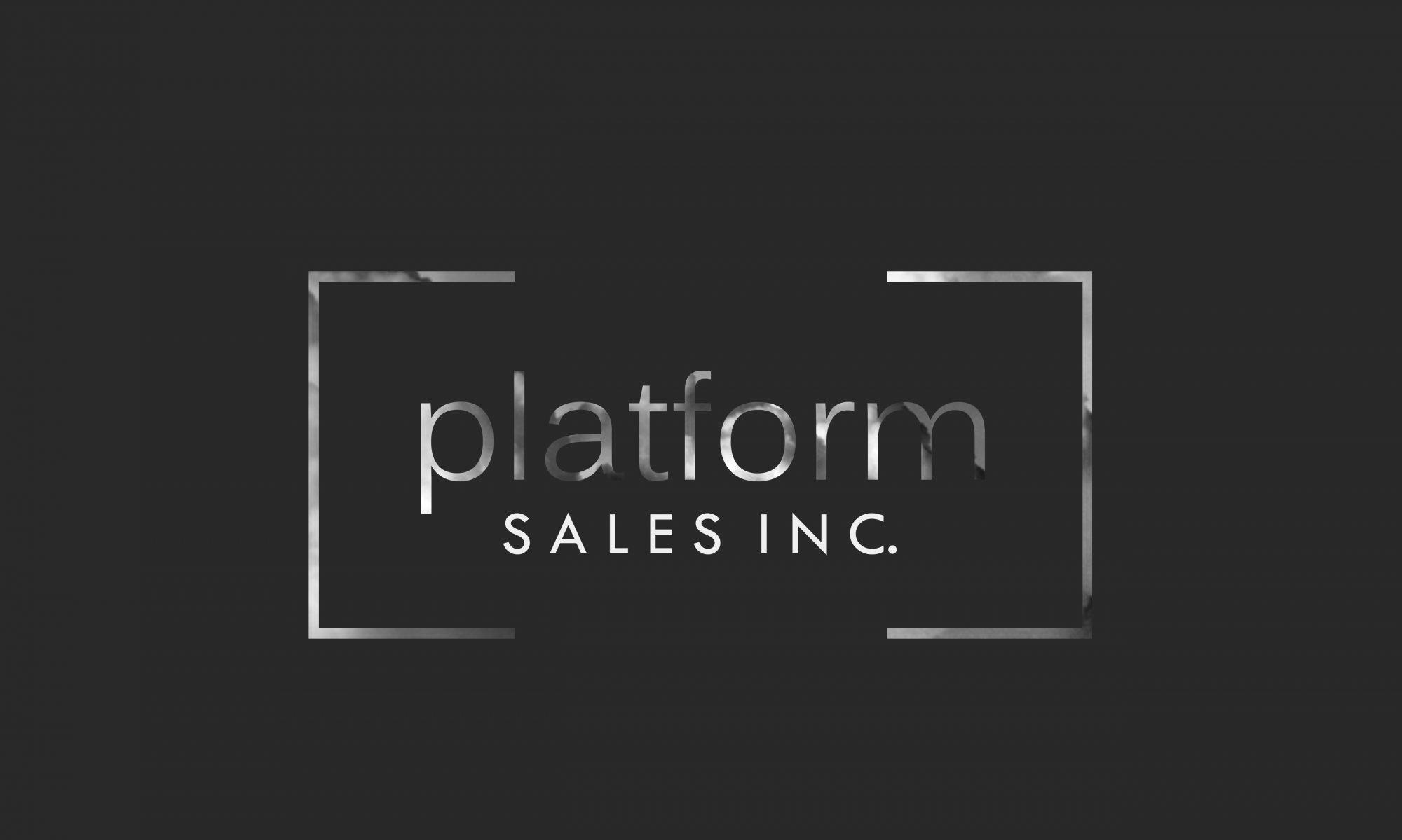 Platform Sales
